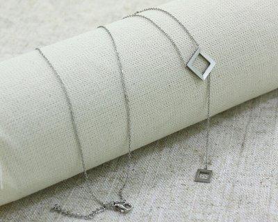 Бижутерия Ve*Vett стильная и яркая.😍 — Колье, подвески из стали — Колье и бусы