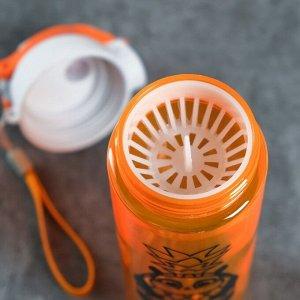 Бутылка для воды «Панда», 700 мл