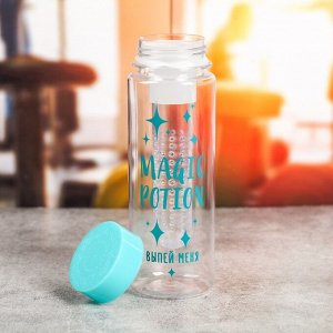 Бутылка для воды «Magic», 500 мл