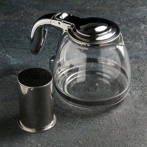 Чайник заварочный «Сталь», 1 л