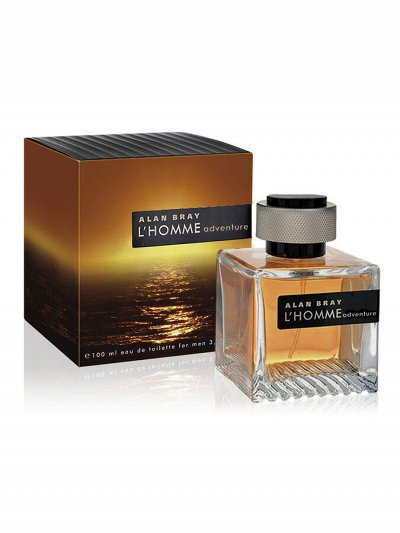 💎 Ароматы знакомые каждому 💎 — ALAN BRAY & GIORGIO FELLINI для него — Мужские ароматы