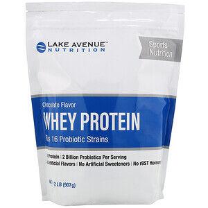 Lake Avenue Nutrition, Сывороточный протеин 907 г