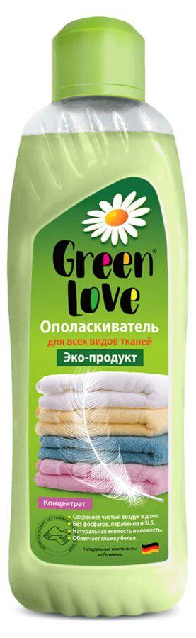 Кондиц. д/белья GREEN LOVE 1000 мл