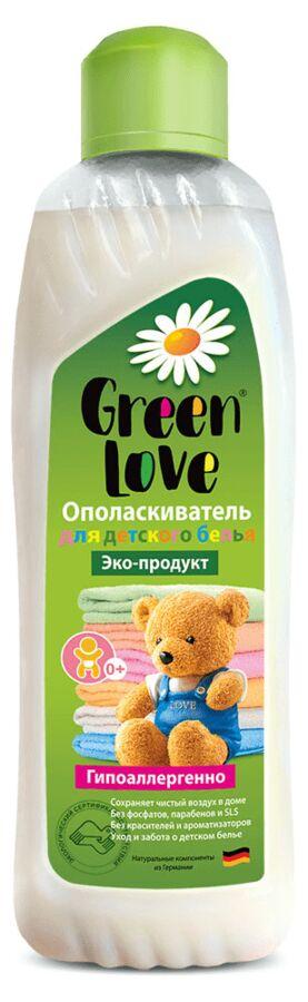 Кондиц. д/детского белья GREEN LOVE 1000 мл