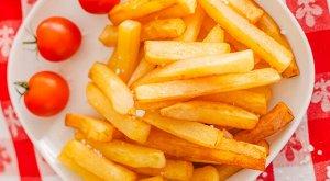 Картофель-фри 6/6 Жульен TM Street Food  1/4/2,5кг