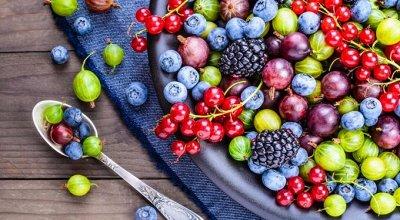 38. Овощи, ягода, полуфабрикаты - вся заморозка здесь. — Замороженые Ягоды — Ягоды и грибы