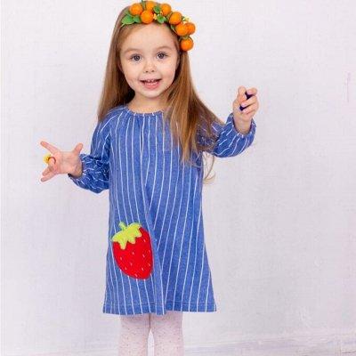 PuZZiki. Детская одежда от 0 до 12 лет. Новинки! — Девочки (80-140). — Для девочек