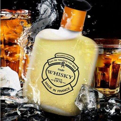 💎 Ароматы знакомые каждому 💎 — Легендарные Whisky & VODKA — Мужские ароматы