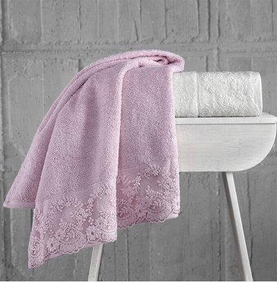 ⚡Срочно! Летняя Распродажа!⚡Ликвидация💕Турция💕Лучшее👍 — АКЦИЯ! Волшебные полотенца с гипюром- сама нежность — Подарочные наборы