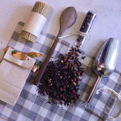 Чай да травы. Приятного чаепития;)  Специи и суперфуды!  — Авторский чай 50г. — Чай