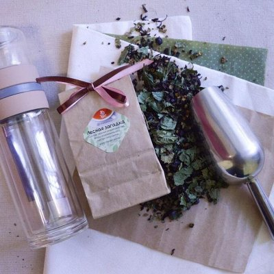 Чай да травы. Приятного чаепития;)  Специи и суперфуды!  — Авторский чай 100г. — Чай