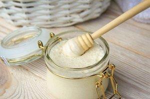 Крем мед Белая липа