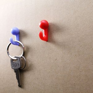 Кнопки-крючки 15шт.