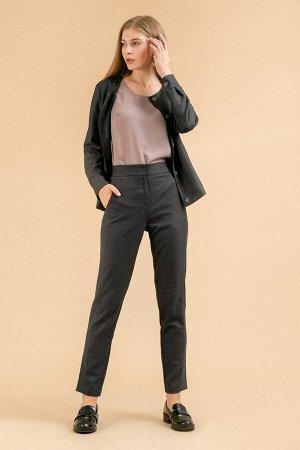 #94056 Жакет (Emka Fashion) Серый