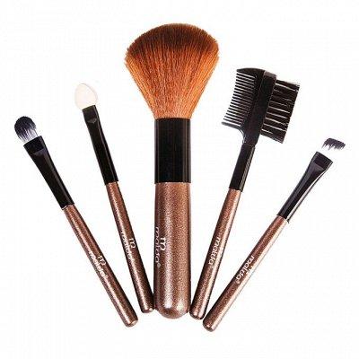 CHARME, TopFace, Malva - 29 — Кисти для макияжа Malva — Инструменты и аксессуары