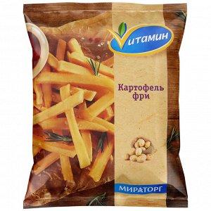 Картофель фри с/м 750гр