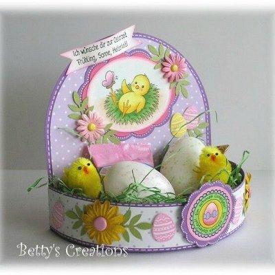 Канун праздника лучше самого праздника. Новинки — Пасхальные коробочки и пакеты, подставки для яиц