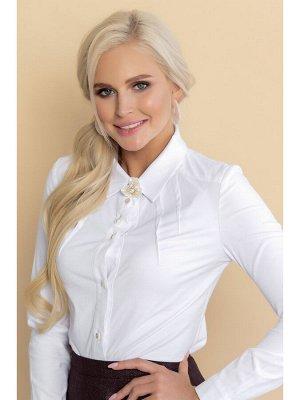 Блуза ЖАНЕТТА белый