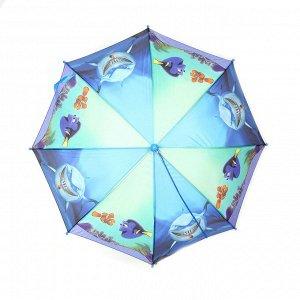 Зонт-трость детская Rain Lacky 3046