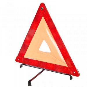 С Знак аварийной остановки, цветной, пластик бокс, 42*42см, TR111-1