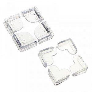 VETTA Накладки - протекторы на углы, 4см, ПВХ, 2 дизайна