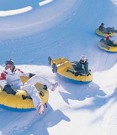 Спорт для всех-18, плавание, фитнесс, туризм — Ватрушки — Сноубординг, сноускейтинг