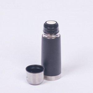 Термос метал XG-6017 350мл цветной