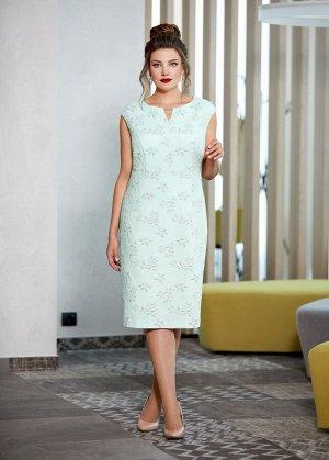 Элегантный женский костюм (жакета и платье)