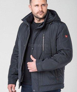 Куртка мужская утепленная укороченная большая