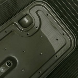"""Балконный ящик 40 см """"Ротанг"""", цвет коричневый"""