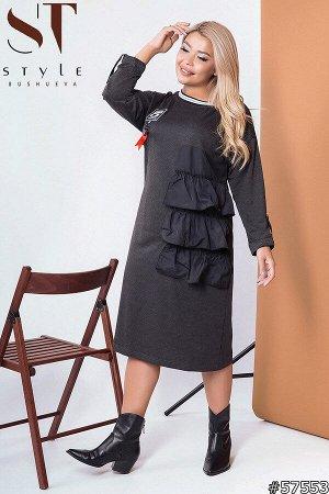 Платье 57553