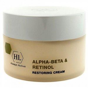 Распил. Restoring Cream ALPHA-BETA Holy Land