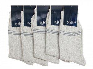 3c20 носки мужские, серые (5шт)