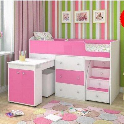 Кровать-чердак: уютная детская 🌙 — Кровати-чердаки ХИТ! — Кровати