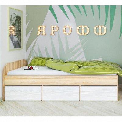 Кровать-чердак: для юных коллекционеров — Классические кровати — Детская