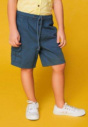 Шорты детские для мальчиков Aloft темно-синий