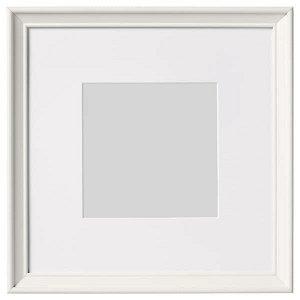 КНОППЭНГ Рама, белый, 23x23 см