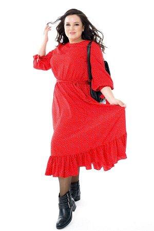 Платье-4156