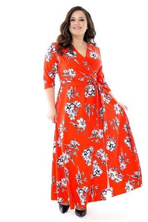 Платье-4355