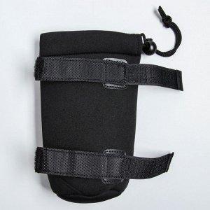 Термосумка для бутылочки, цвет черный
