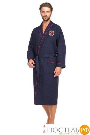 Банный халат Edain Цвет: Синий. Производитель: EvaTeks