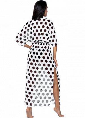 L6028/0 Пляжное платье-парео