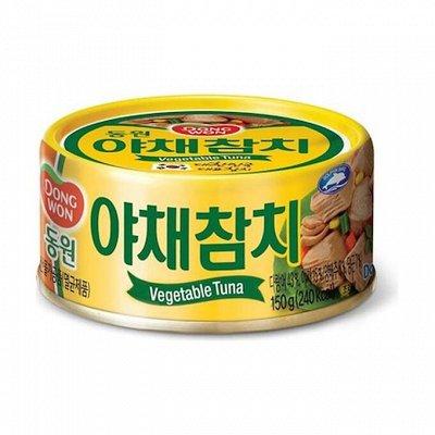 Попробуй Азию на вкус — Тунец (Южная Корея) — Рыбные