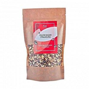 Гранола кедровые орехи и клюква, настин сластин, 250 г
