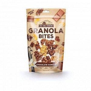 Гранола с шоколадом и ванилью, east bali cashews, 125г