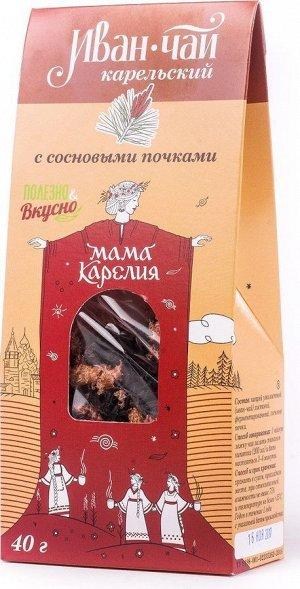 """Напиток чайный """"Иван-чай Карельский"""" с сосновой почкой"""