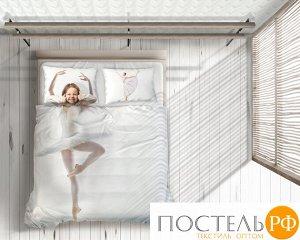 Peach Комплект постельного белья PeachSoft Евро Inspiration (Прямоугольная ПВХ)