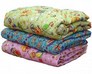 """Одеяло """"Холлофайбер"""", Зимнее. 300 гр\м"""