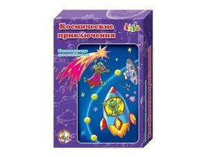 Настольная игра - ходилка «Космические приключения»