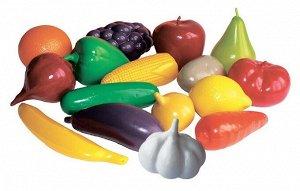 """Набор """"Фрукты и овощи"""" в сетке"""